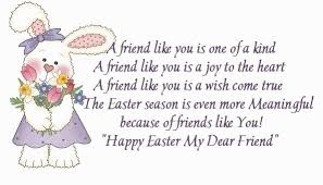 happy easter dear happy easter my dear friend pictures photos and images for