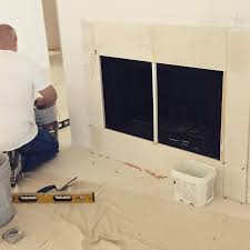 creating a modern fireplace dixie u0026 grace