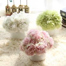 fleur de mariage dernier 5 chefs de pivoine multicouches fleur fleur mariage