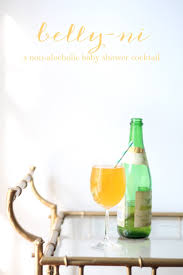 belly ni non alcoholic baby shower cocktail
