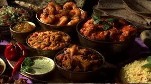 cuisine indon駸ienne plat principal cuisine indienne hd stock 512 096 906