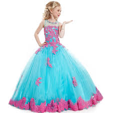 pageant dresses for beaded tulle applique embroidery glitz pageant dresses