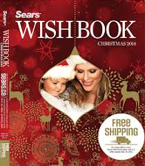 the christmas wish book sears catalogue christmas wish book 2014