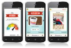 gift card apps gift card impressions wins four awards for innovation design in