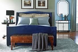 Blue Bed Frame Furniture Fashionwe Ve Got The Blues 10 Pieces Of Blue Bedroom