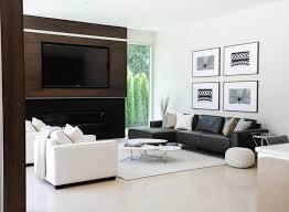 12 superbes décorations de salon avec un canapé noir bricobistro