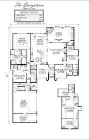 Georgetown Floor Plan Madden Home Design The Georgetown