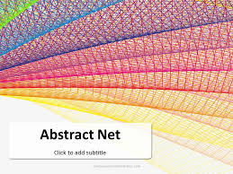 templates powerpoint abstract fppt powerpoint templates free abstract net powerpoint template