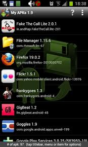 backup apk without root my creation my apks backup your phone tablet apps