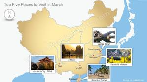 China 39 s top 5 places to visit in march travel to china in march