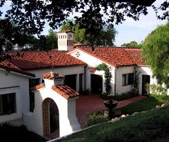 spanish style homes santa barbara spanish architectural exterior mediterranean with