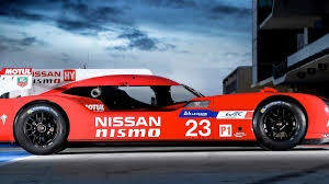 Nissan Gtr 2005 - the nissan gt r lm nismo is a front wheel drive 1 250 hp le mans racer