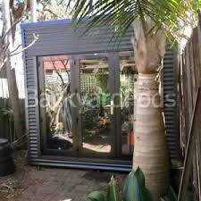 backyard pod kit garden studio home office diy customise