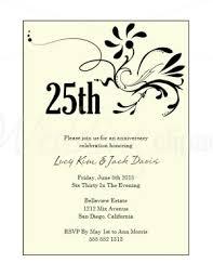 wedding anniversary invitations printable black flower wedding anniversary invitations template
