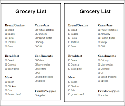 food list sample paleo diet food shopping list paleo diet food