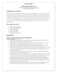 Us Army Resume Microsoft Office Word Resume Templates Free Doc Free Printable Cv