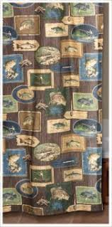 Fishing Shower Curtains Bass Pro Shops Reel Fish Shower Curtain Bass Pro Shops