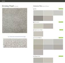 smokey pearl granite natural stone arizona tile behr ppg
