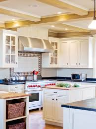 kitchen wall mounted cabinets what are the different types of range hoods with photos