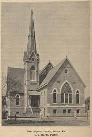 First Baptist Church Union City Home by Charles Octavius Boothe B 1845 The Cyclopedia Of The Colored