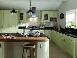 kitchen light green painted kitchen cabinets design on vintage