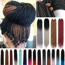 pre braided crochet hair braid hair extensions ebay