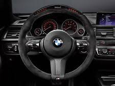 bmw m performance electronic steering wheel v2 4 series f32 f33 ebay