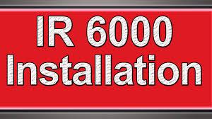 canon ir 6000 installation youtube