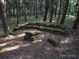 Bad Rodach Das Hünengrab Grabhügel Bei Bad Rodach Auf Wanderkarten Und