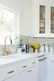 white kitchen cabinets with gold hardware white kitchen cabinets gold hardware design ideas