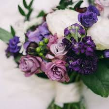 wedding flowers arrangements purple wedding flower arrangements