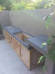 polished concrete bbq bench top with step up u2013 concrete studio