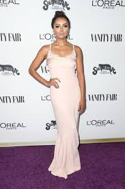 Young Vanity Kat Graham At Vanity Fair And L U0027oreal Paris Toast To Young