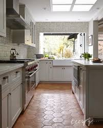 tile flooring ideas terra cotta tile kitchen floor home and