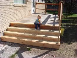 Deck Stair Handrail Outdoor Magnificent Deck Handrail Ideas Deck Railing Pickets