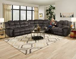 big sofa recliners chairs sofa grey leather sectional with chaise big