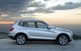 2013 bmw x3 safety rating 2012 bmw x3 reviews and rating motor trend