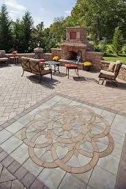 Backyard Patio Pavers Brilliant Backyard Paver Patio Ideas Garden Decors For Pavers