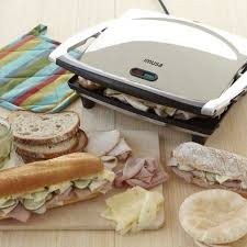 Best Sandwich Toasters With Removable Plates The Best Panini Presses The Top 6 Reviewed Foodal Com