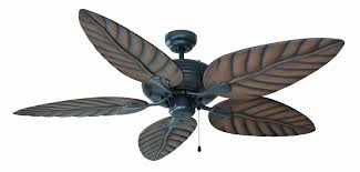 leaf ceiling fan with light design house 154104 martinique indoor outdoor ceiling fan 52 oil