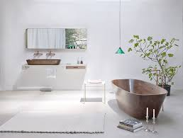 artful bathing the ultimate wood tub and sink remodelista