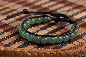 bracelet handmade jewelry images Madeheart gt nephritis stone bracelet handmade jewelry with natural jpg