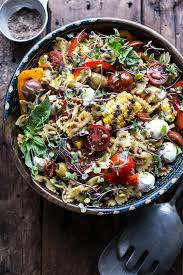 Everything But The Kitchen Sink Everything But The Kitchen Sink Pasta Salad Popsugar Food
