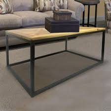 Industrial Wood Coffee Table by Square Coffee Table Boston Loft Furnishings Atg5404 Nylo