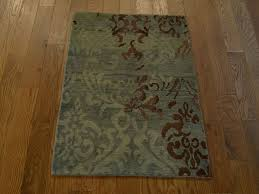 Wool Modern Rugs Fancy Idea Knotted Wool Rug Magnificent Ideas Area Great