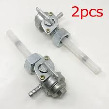 2pcs fuel petcock assembly duromax mx4500 xp4400 xp4400e xp4400eh