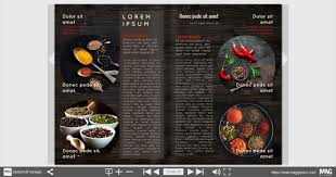 journal cuisine mag glance create journal print your journal