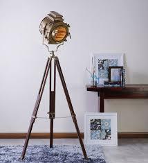 Tripod Lamps Floor Floor Tripod Lamps Antikcart Com