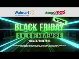 walmart led tv black friday black friday argentina 2016 walmart y changomas youtube