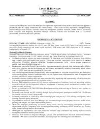 Sample Resume Manager by Estate Manager Cover Letter 21 Sample Marketing In Example With